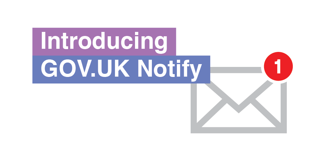 Launching Gov Notify image